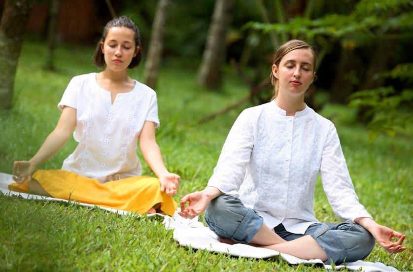 How can I improve sleep quality with yoga, meditation or mudras? 1