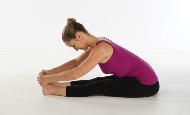 Is there is any effective method in yoga for curing knock knee? 4