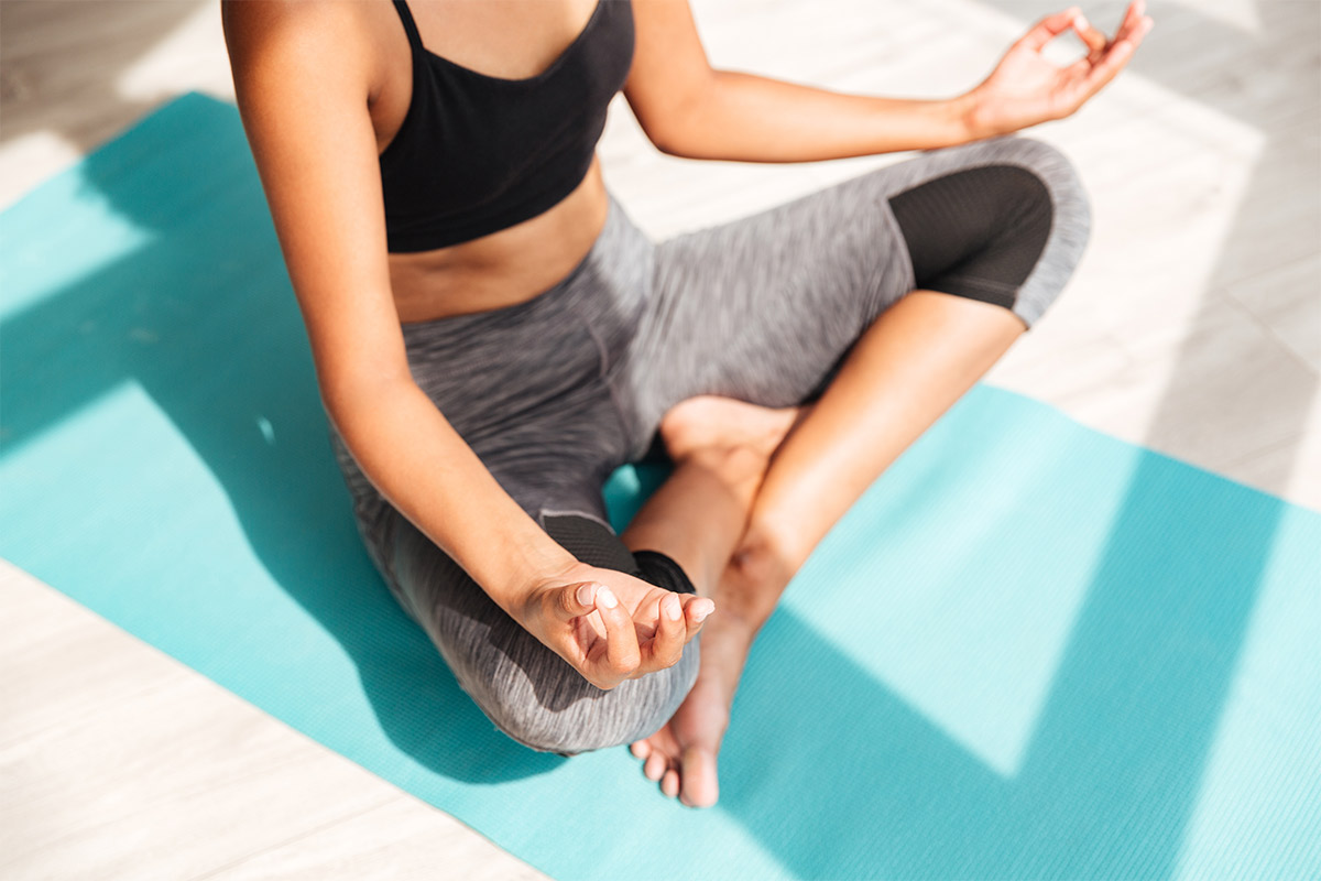 Are there yoga exercises for your face? 4