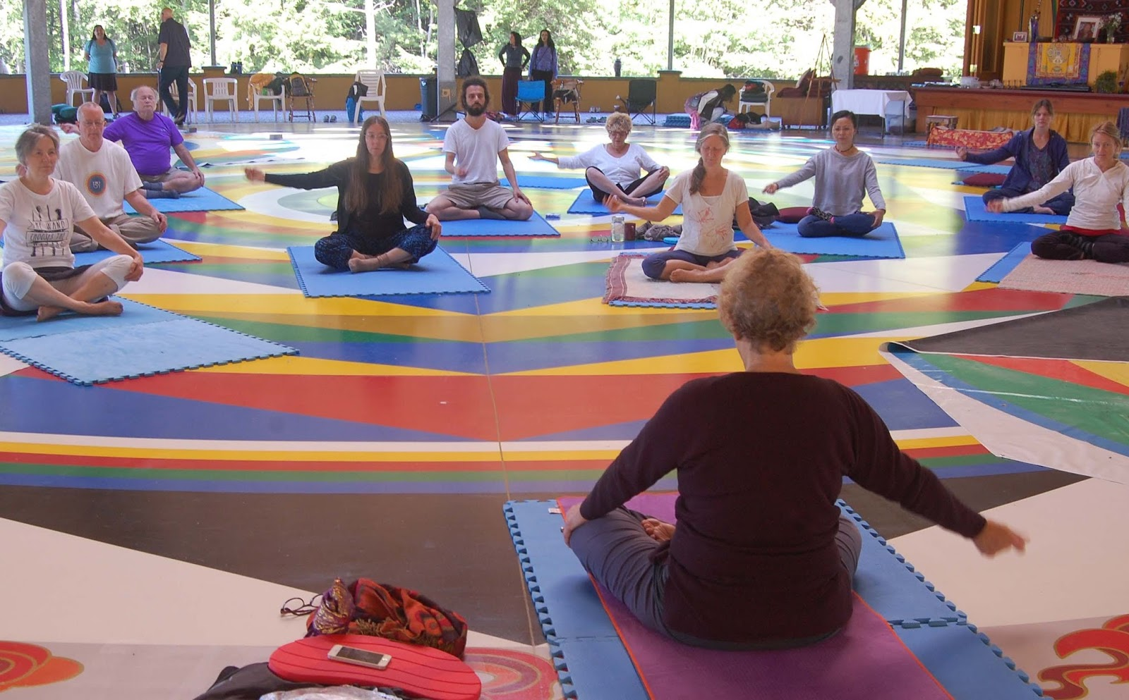 What is Yantra Yoga? 2