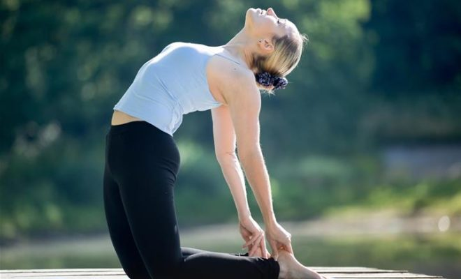 Can practicing Yoga everyday make you slim? 2