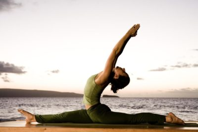 What are some joint friendly yoga postures for beginners? 8
