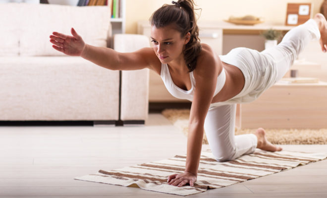 What is the best kind of yoga to do for your physical health? 12