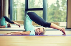 What yoga exercises can I do while studying? 4