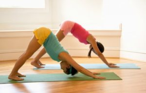 What is the difference between yoga and exercise? 15
