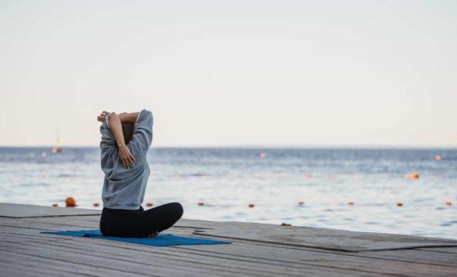 Does yoga improve posture? 47