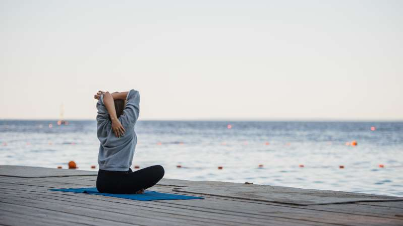 Does yoga improve posture? 1
