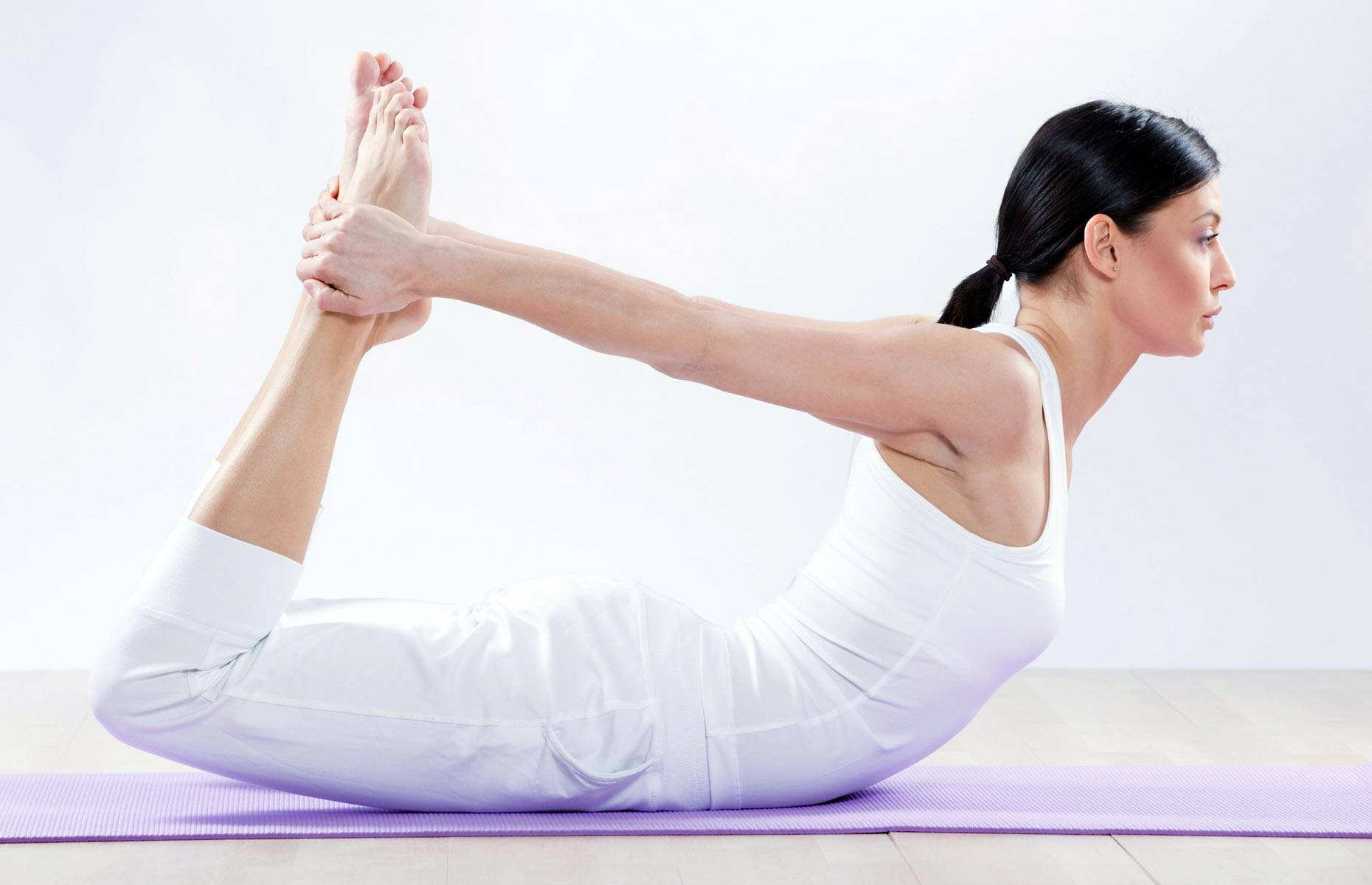 How is yoga different from stretching? 1