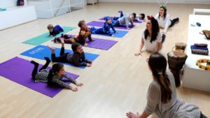 What are some yoga exercises for students? 6