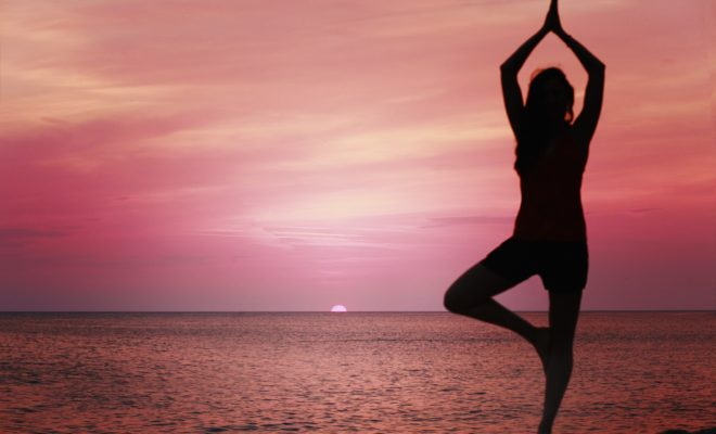Which yoga exercises should be done to gain weight? 4