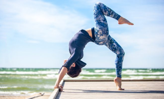 What are Yoga poses to help treating sinusitis? 8