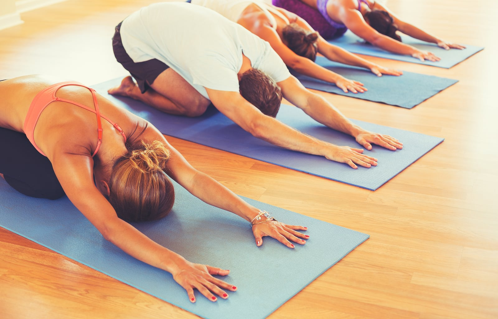 Is yoga exercise good for athletes? 4