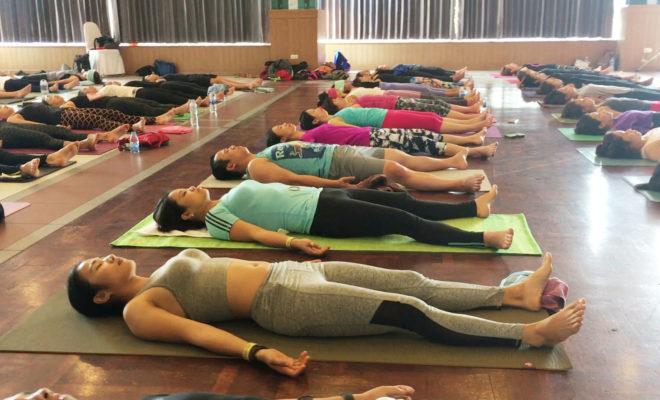 What is yoga nidra? 12