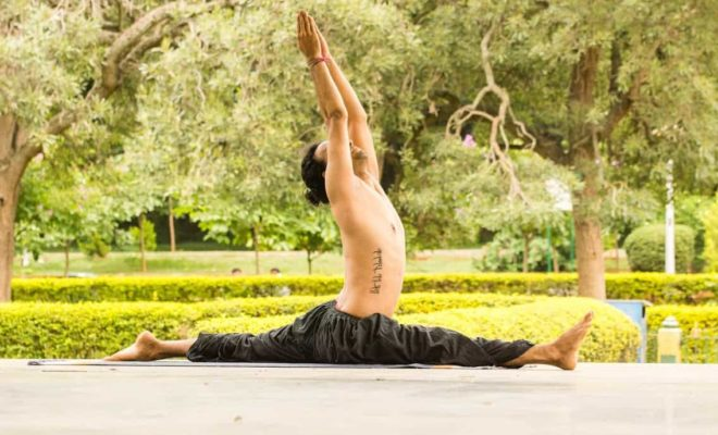 How can I start doing Ashtanga yoga? 10