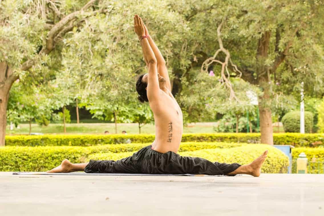 How can I start doing Ashtanga yoga? 7