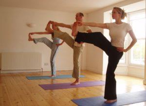 How can you practice Ashtanga yoga at home? 10