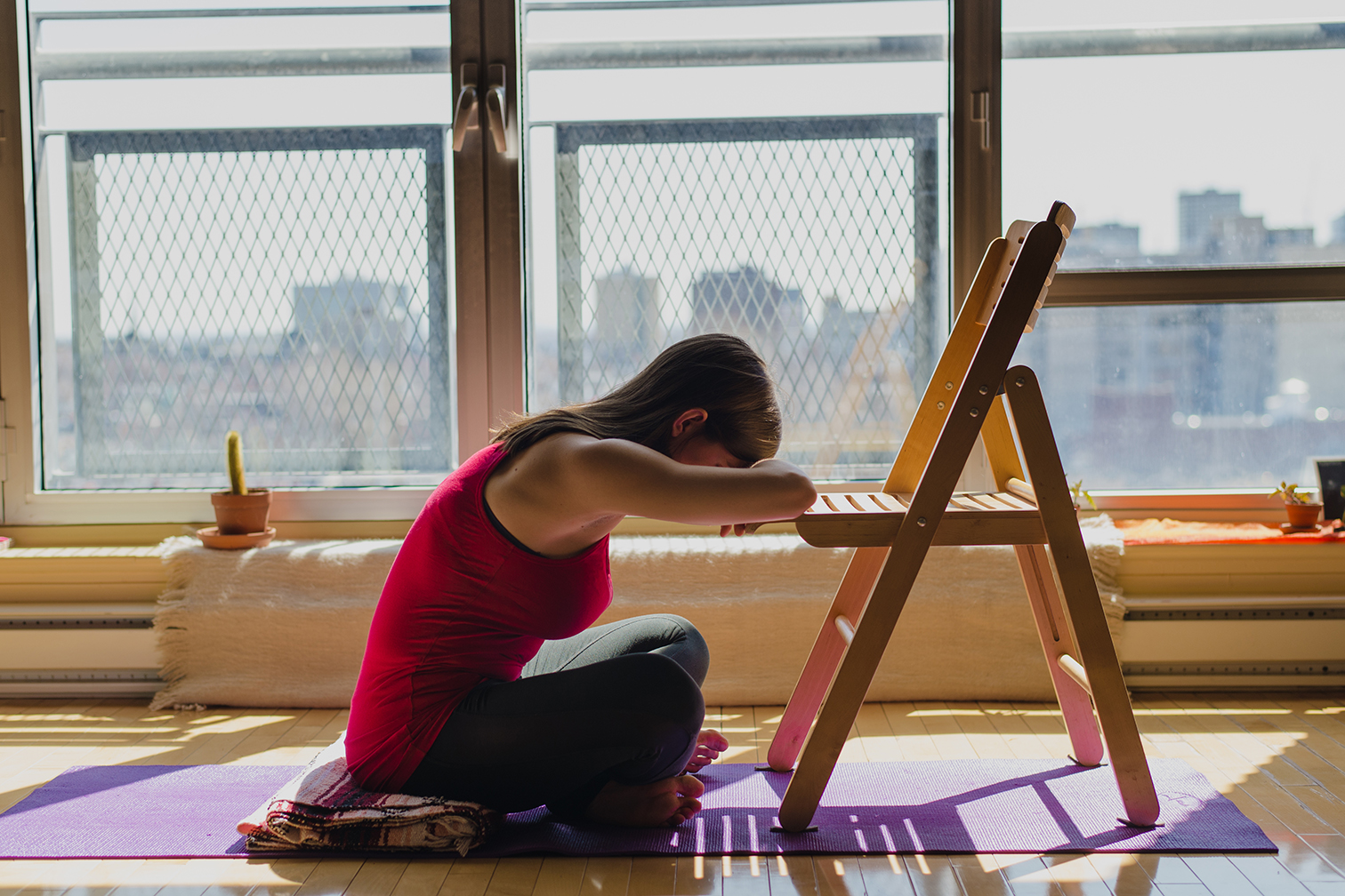 Which yoga exercise can boost your memory? 3