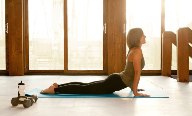 What is the best yoga exercise for excess weight loss? 9