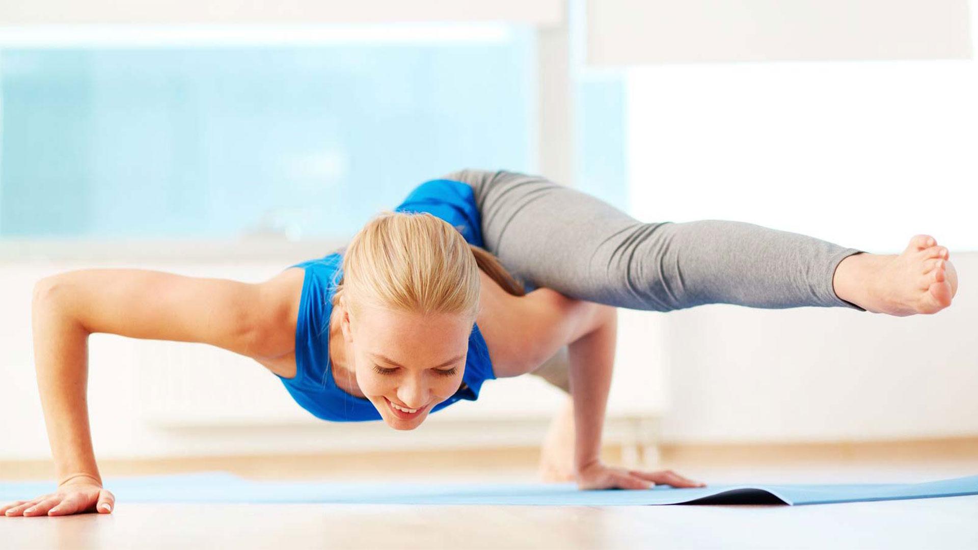 Dushka Zapata: How do you manage stress besides doing yoga and meditation? 5