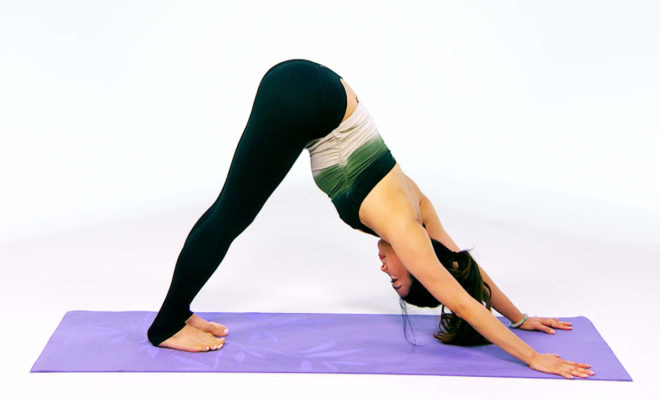 What are the basic things to keep in mind when doing yoga as a beginner? 4