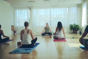 What is the point of yoga? 7