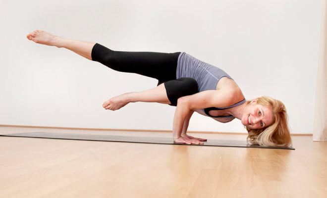 What are some good yoga positions to quickly lose weight? 4