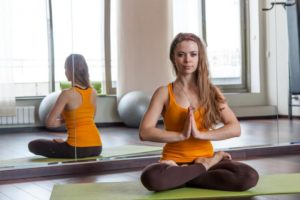 Which is a perfect book for practising yoga for beginners? 15
