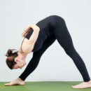 What are the basic yoga positions that one must perform to increase concentration and brain performance? 5