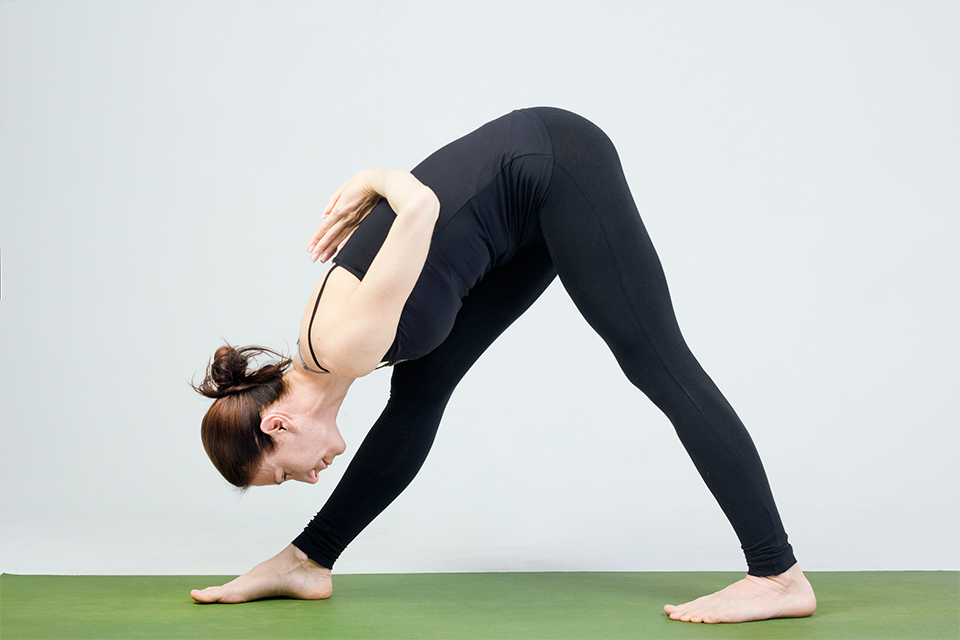 What are the basic yoga positions that one must perform to increase concentration and brain performance? 1