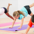 What poses are there in hatha yoga? 23