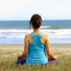 Does meditation mean observing your thoughts? 7
