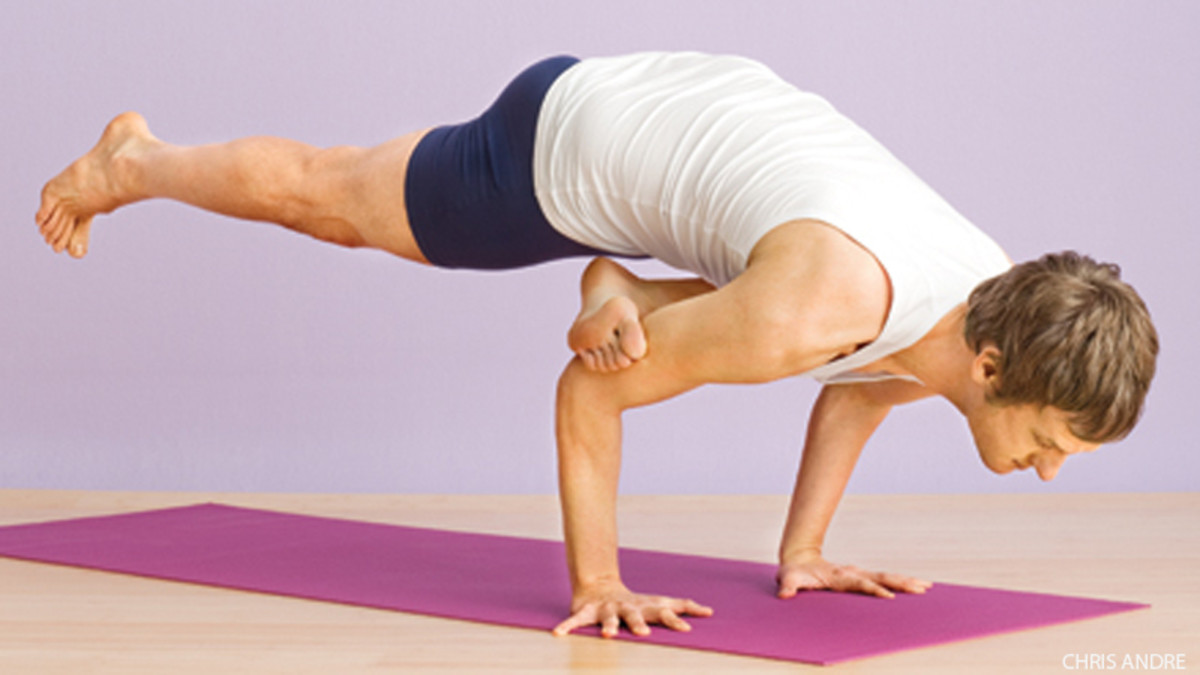 What are the benefits of yoga for men? 3