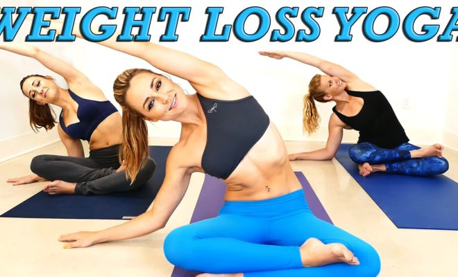 What are the best yoga poses for beginners to lose weight? 8