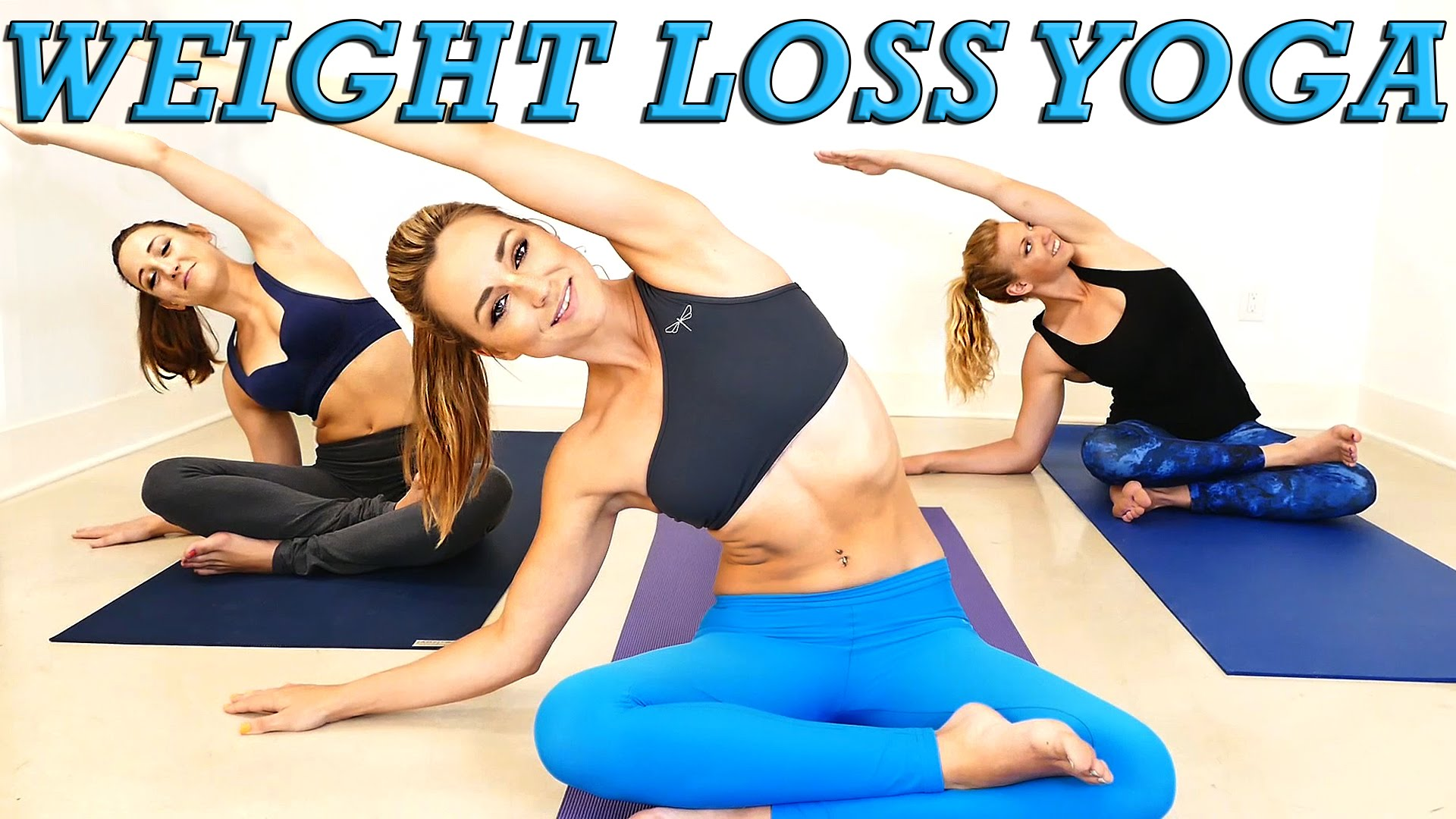 What are the best yoga poses for beginners to lose weight? 9