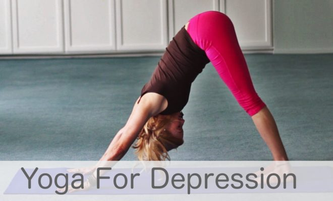 What are some yoga methods to deal with mental stress? 10