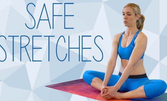 What are some basic yoga stretches for beginners? 25