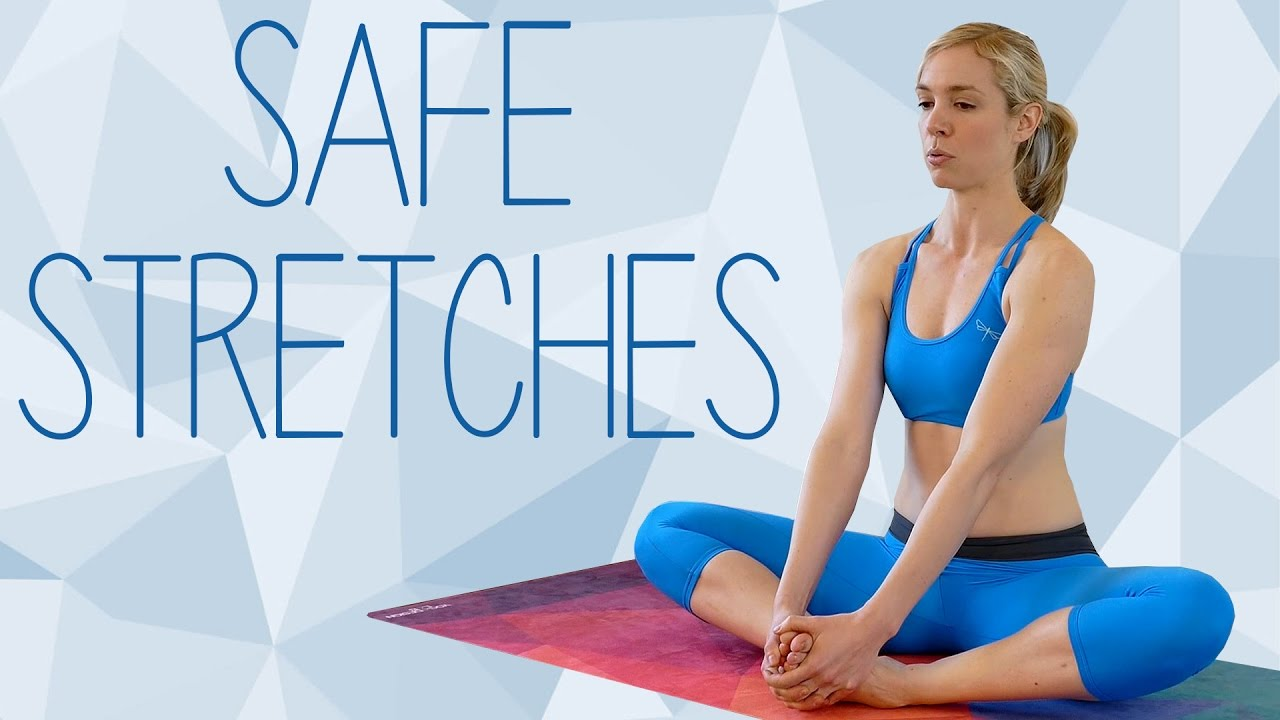 What are some basic yoga stretches for beginners? 2