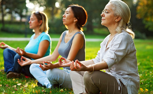 Can meditation cure diseases? 3