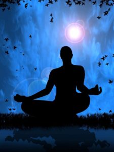 Can we do meditation at night? 10