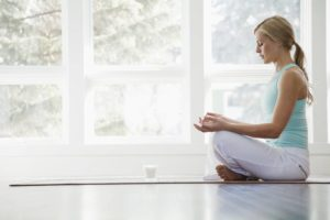 How long do you practise meditation each day? 19