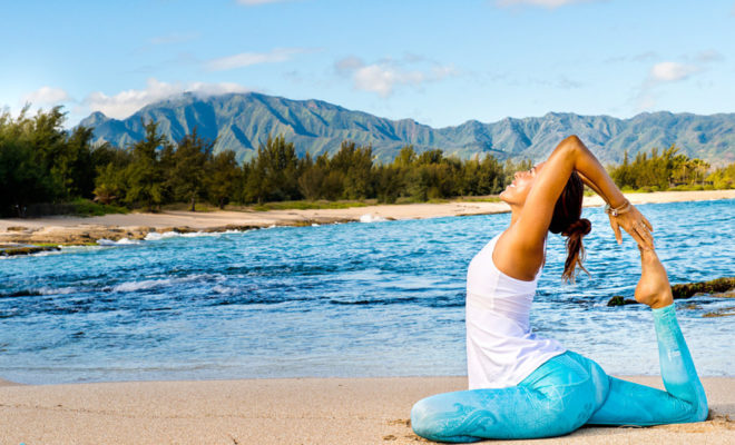 What is the best 'yoga' exercise that will enhance my body posture? 7