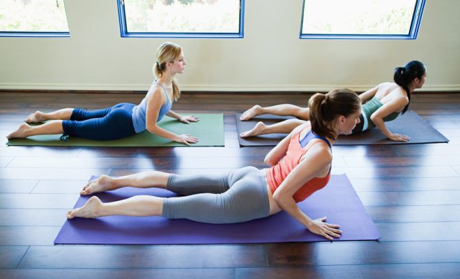Is yoga exercise beneficial? 4