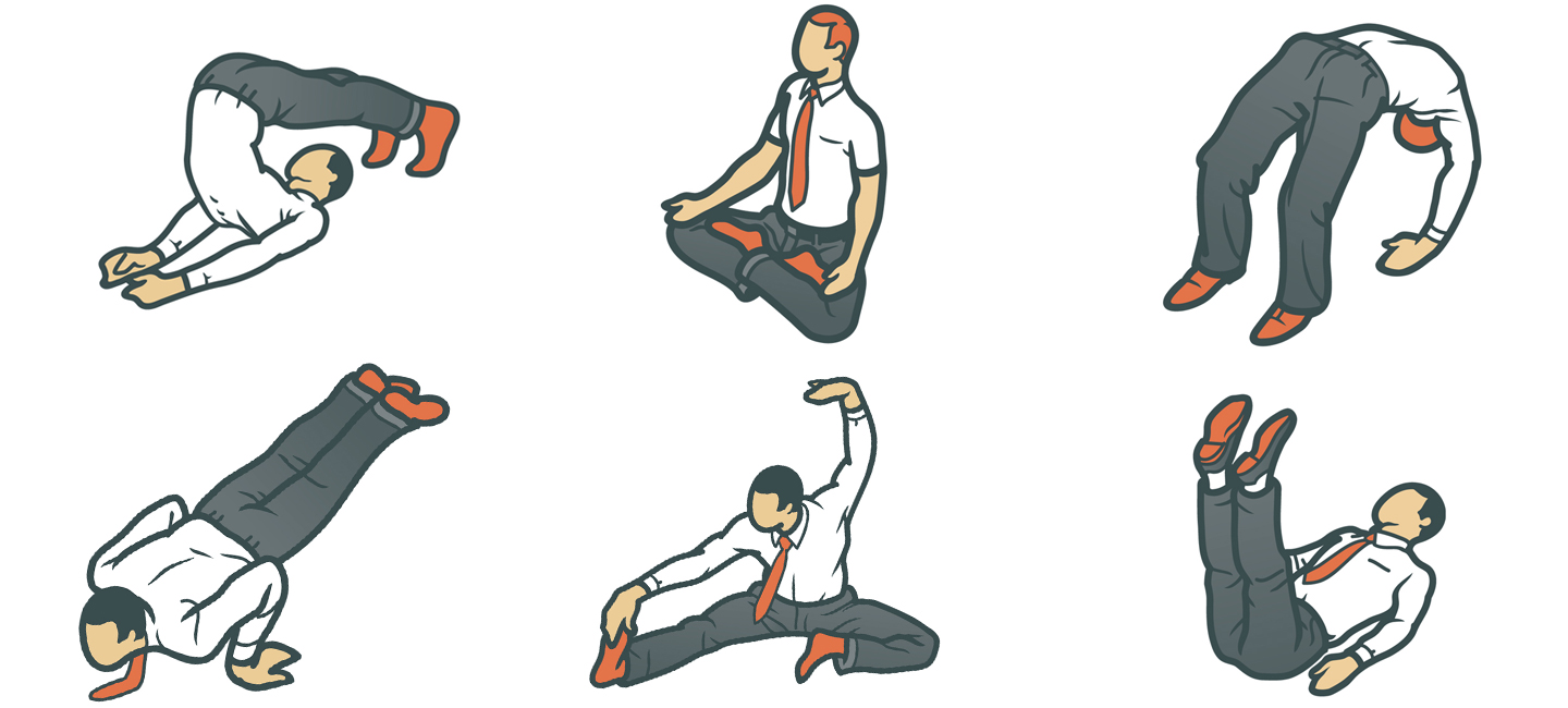 What are the best yoga poses for intermediates? 1