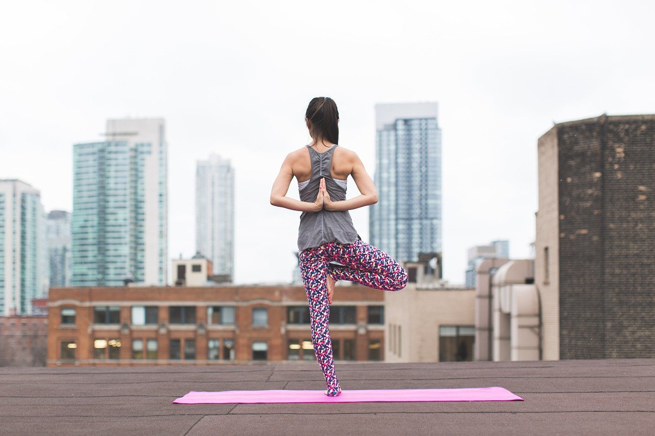 What yoga exercises can I do while studying? 20
