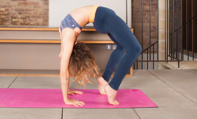 Does yoga grow height? 2
