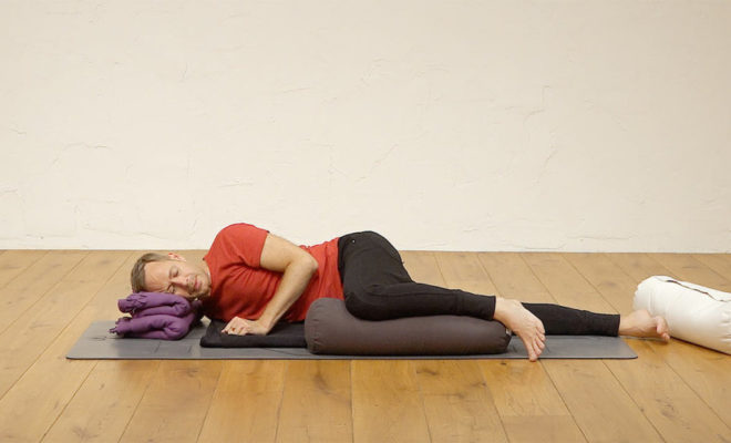 "What steps are there in the process of ""Yoga Nidra""? 4"