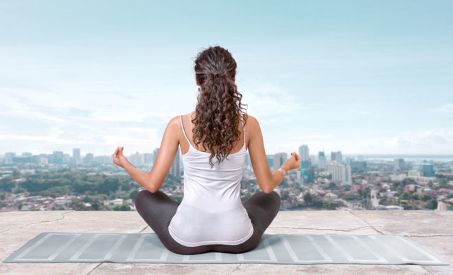 Does meditation mean observing your thoughts? 6