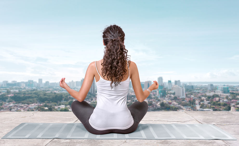 Does meditation mean observing your thoughts? 56