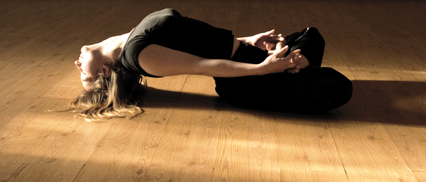 Which easy/beginner yoga poses are the best for body awareness? 3