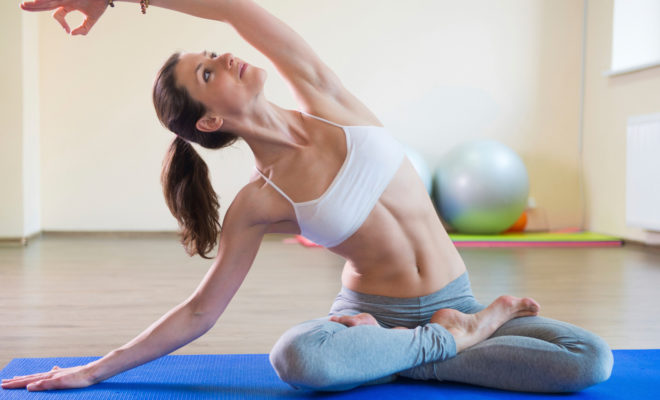 How do yoga and stretching improve life? 2